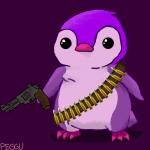Peggu with a Gun